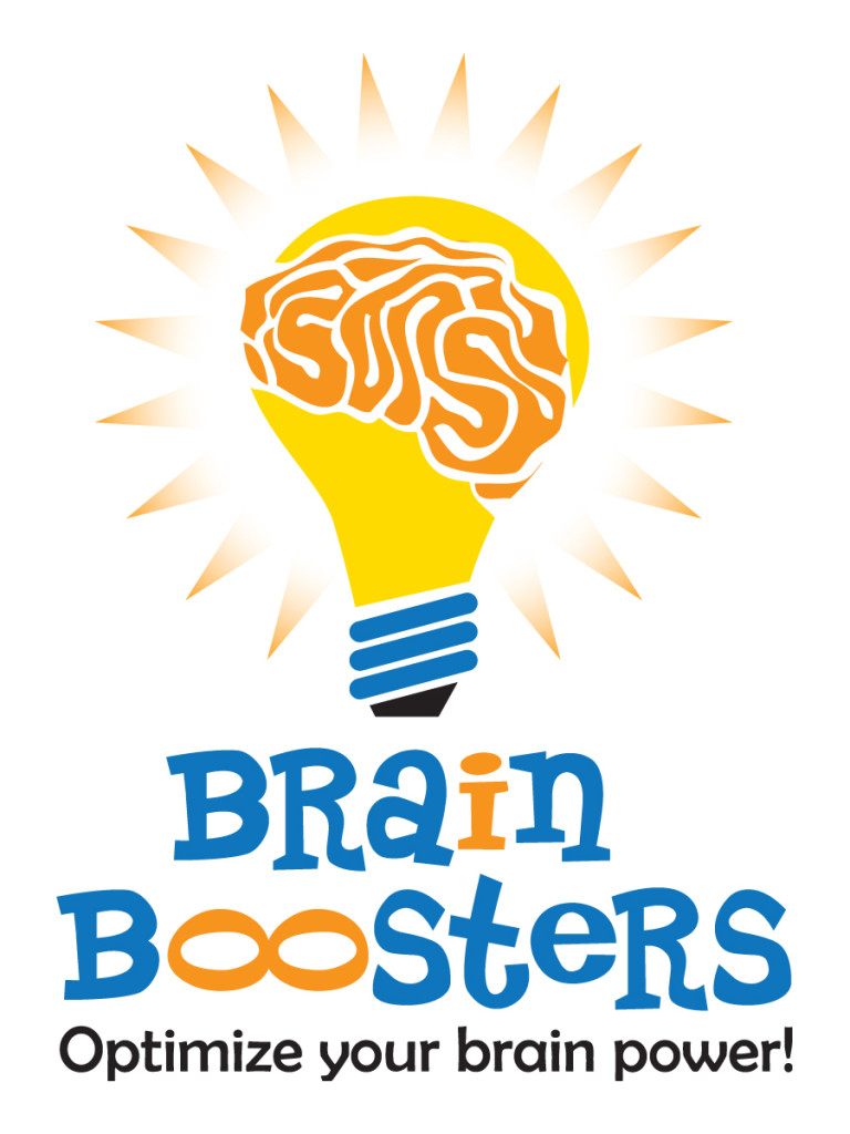 brain boosters logo color