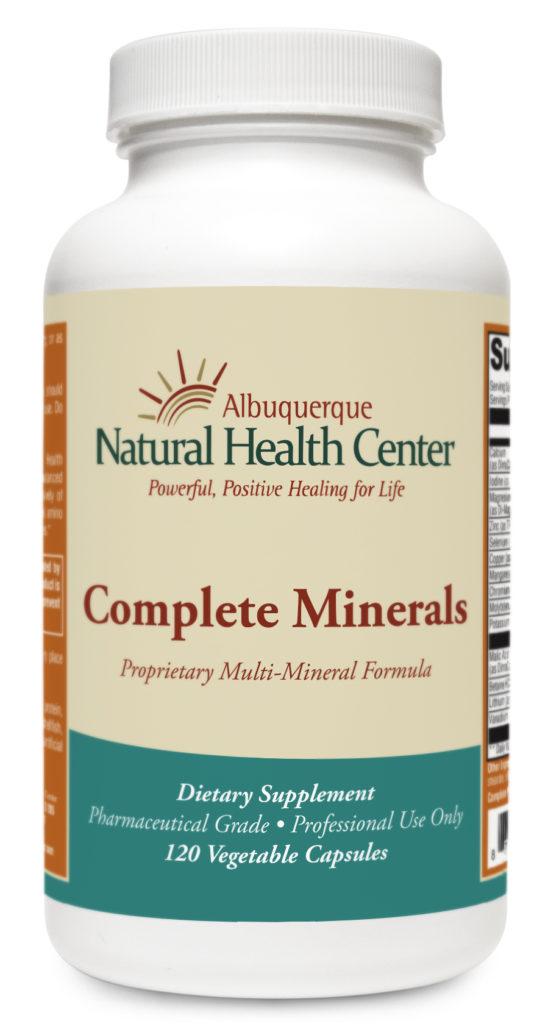 Complete Minerals~MINR~SCHWLO